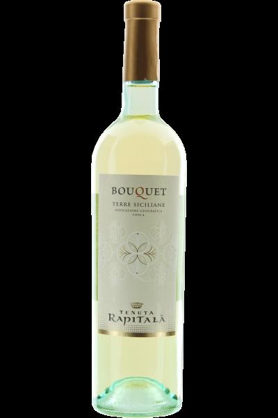 Tenuta Rapitalà Bouquet Bianco 2018 Terre Siciliane