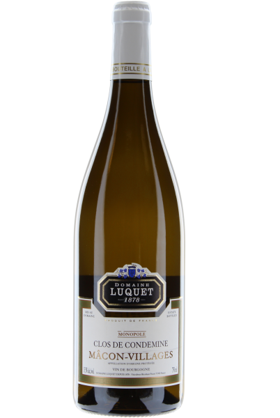 Macon-Villages Clos de Condemine 2018 Domaine Luquet