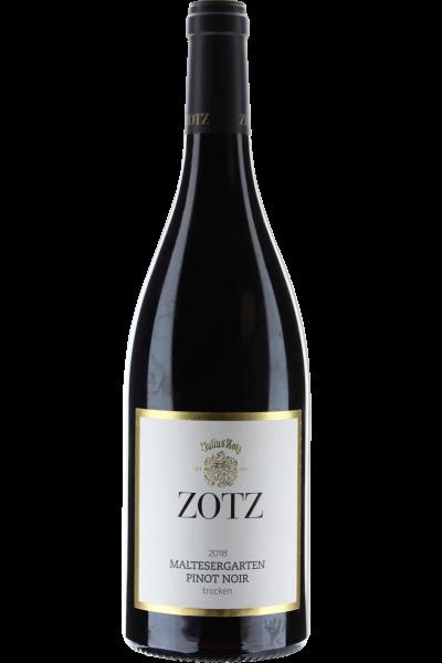 Zotz Maltesergarten Pinot Noir 2018 Zotz Markgräflerland