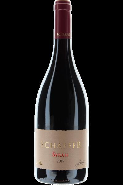 Schäffer Syrah 2017 trocken Qualitätswein