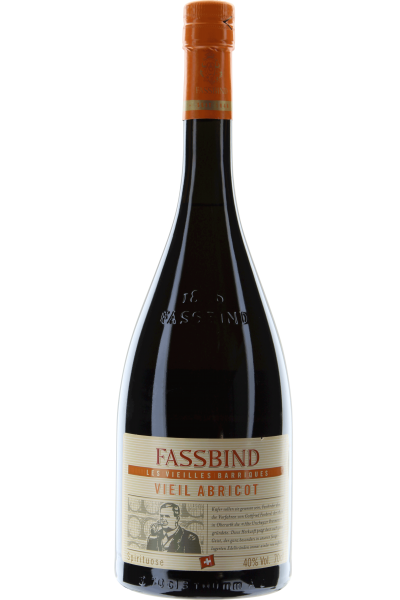 Fassbind Vieil Abricot Barrique 40% Schweiz