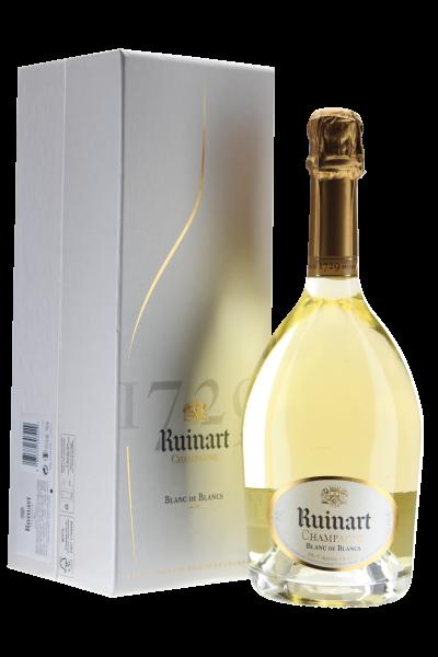 Champagne Ruinart Brut Blanc de Blancs 0,75 L in Geschenkpackung