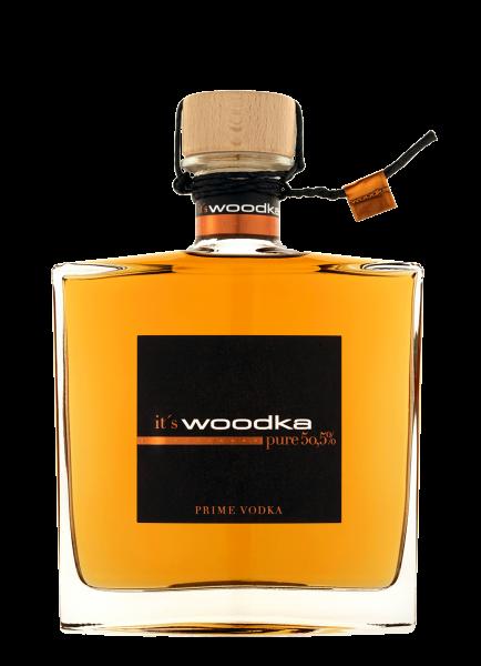It´s Woodka Scheibel Prime Wodka