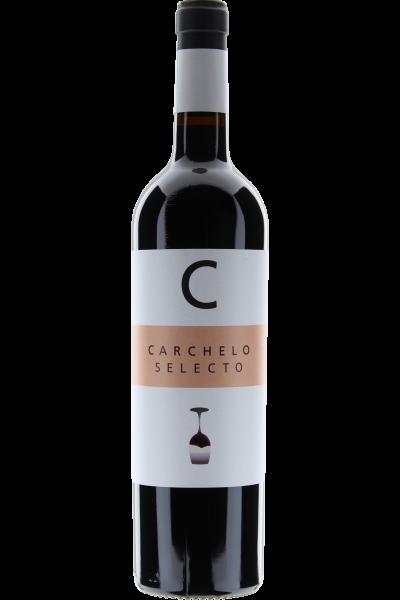 """Carchelo Selecto Crianza 2012 """"C"""" Jumilla"""
