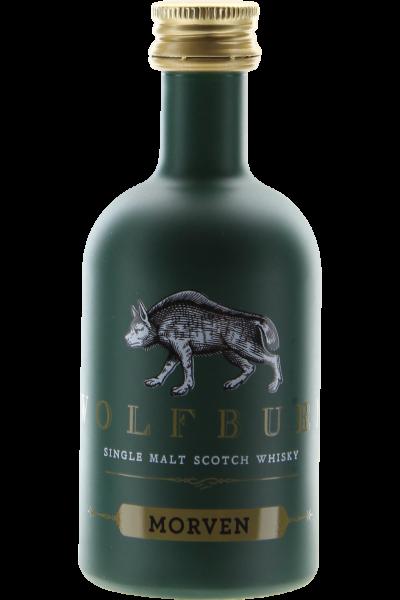 Wolfburn Morven Mini 0,05 l Whisky Single Malt