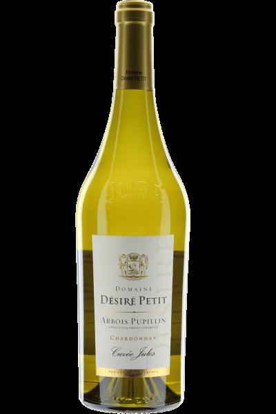 Chardonnay Cuvée Jules 2017 Désiré Petit Arbois Pupillin Jura