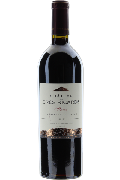 Château des Crès Ricards Stécia 2019 Terrasses du Larzac