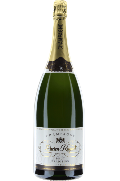 Champagne Brut Magnum Lucien Roguet 1,5 L Tradition Grand Cru