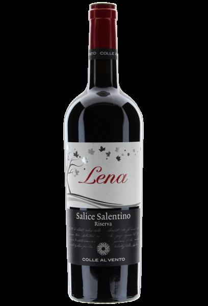Salice Salentino Riserva 2017 Lena - Colle al Vento