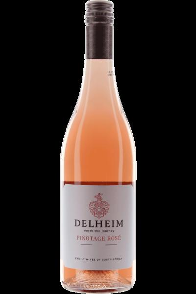 Delheim Pinotage Rosé 2020
