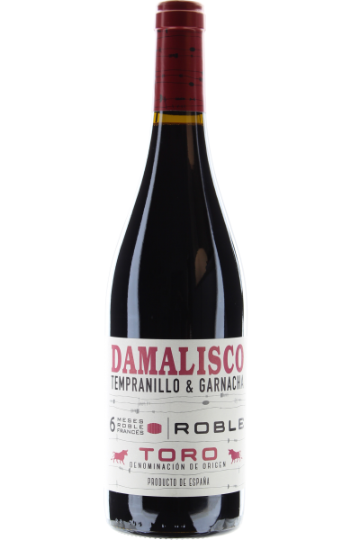 Damalisco Roble 2019 Toro