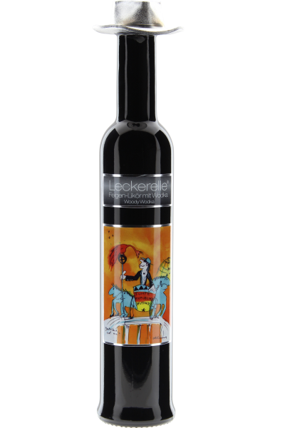 Feigen-Likör mit Wodka Leckerelle Bunte Republik-Woody Wodka0,35 L
