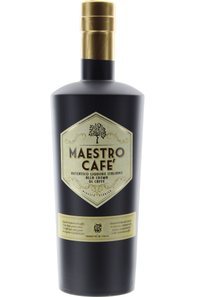 Maestro Café Liquore alla Crema de Caffé Likör
