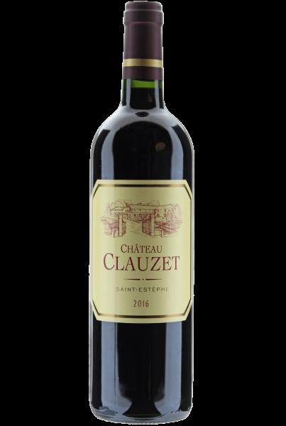 Château Clauzet 2016 Saint Estephe Bordeaux