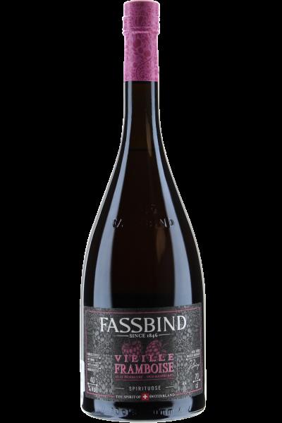 Fassbind Vieille Framboise Barrique 40% Schweiz
