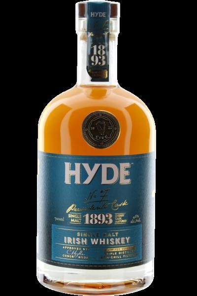 Hyde No. 7 Sherry Cask Matured Irish Whiskey Single Malt