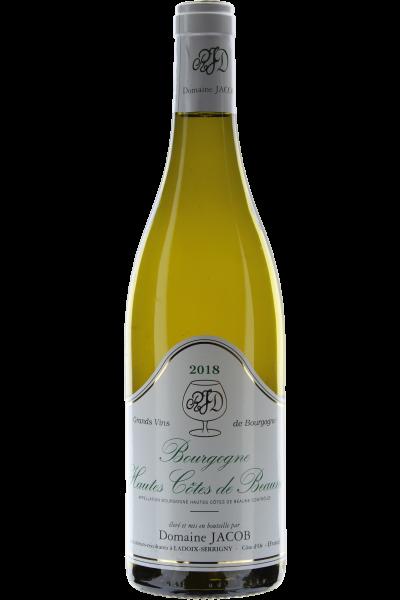 Bourgogne Hautes Côtes de Beaune 2018 Blanc Domaine Jacob