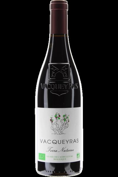 Vacqueyras Terra Naturae 2017 Vin Biolog Gigondas la Cave FR-BIO-01