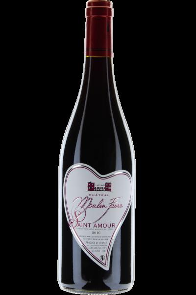 Saint Amour 2016 Château Moulin Favre Vernus - Beaujolais