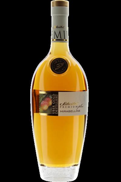 Premium plus Mirabelline Scheibel Spirituose