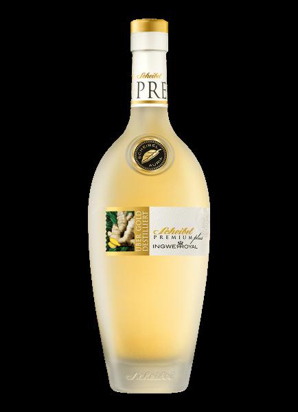 Premium plus Ingwer-Royal Scheibel - Spirituosen