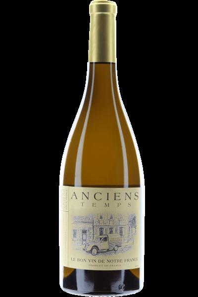 Anciens Temps Sauvignon-Chardonnay 2018 Le Bon vin de Notre France