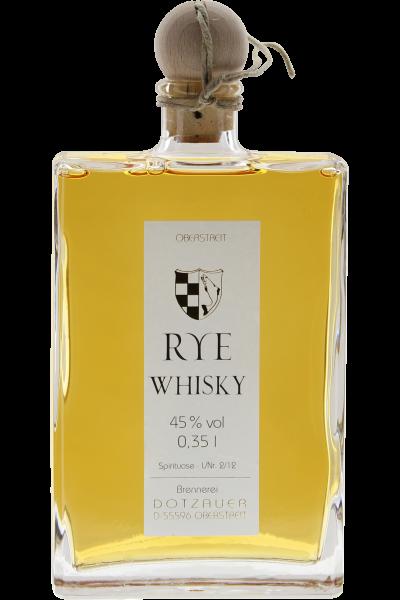RYE Whisky Dotzauer 0,35 L
