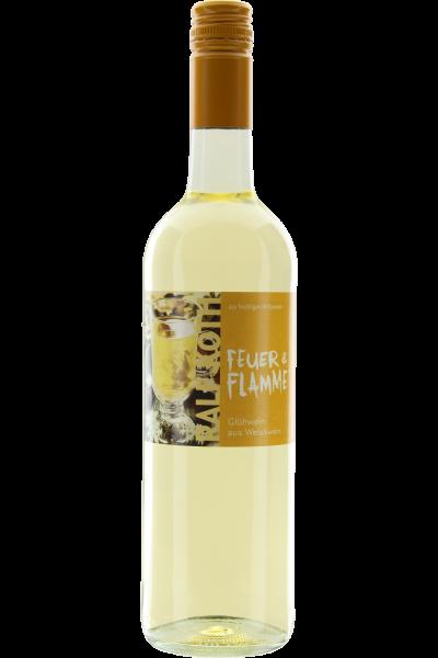 Glühwein weiß aus fruchtigen Weißweinen Feuer & Flamme Ralf Köth
