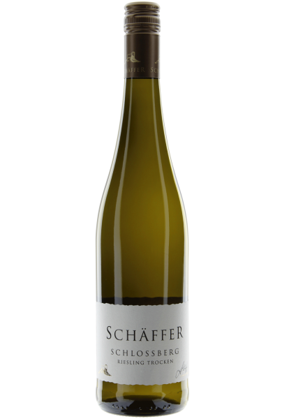Schäffer Riesling trocken 2019 Hambacher Schlossberg