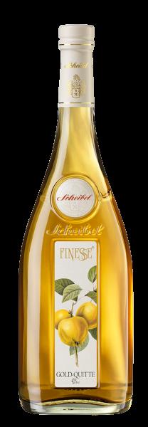 Finesse Gold-Quitte Scheibel Spirituose