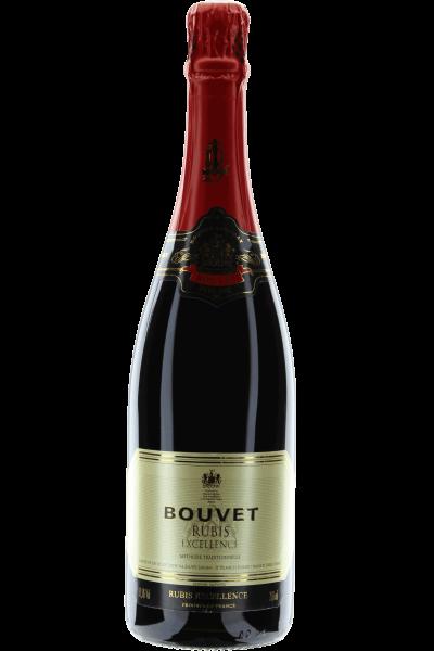 Bouvet Rubis Rouge demi-sec Excellence