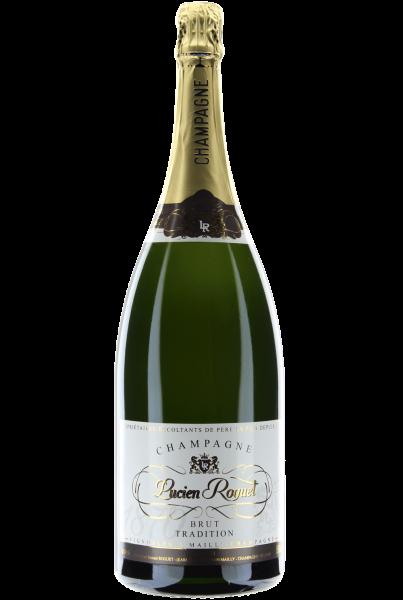 Champagne Brut Magnum Lucien Roguet 1,5 L Tradition Grand Cru