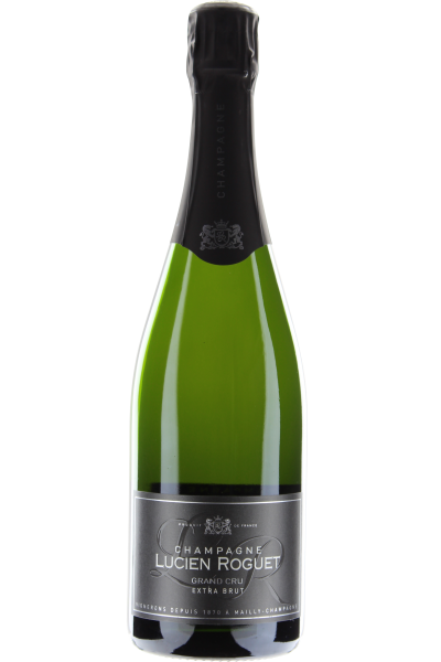 Champagne Extra Brut Lucien Roguet Grand Cru
