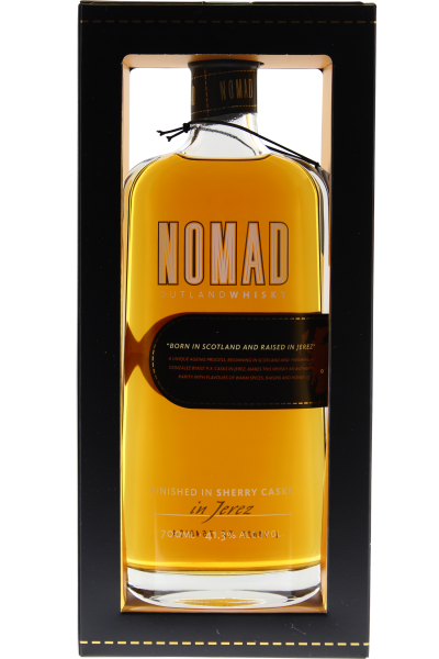 Nomad Outland Whisky in Geschenkpackung Born in Scotland - Raised in Jerez