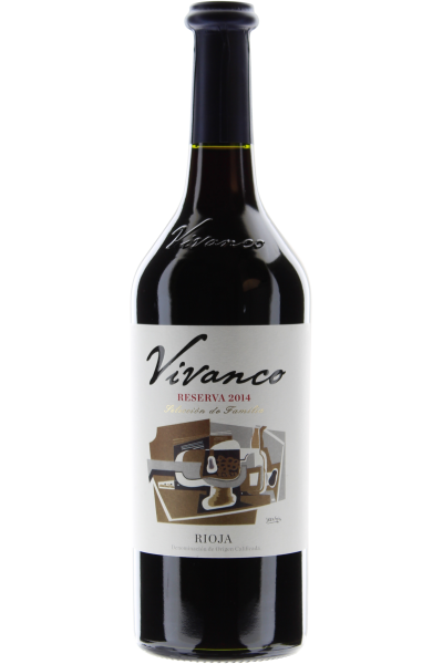 Vivanco Reserva Tinto 2014 Rioja