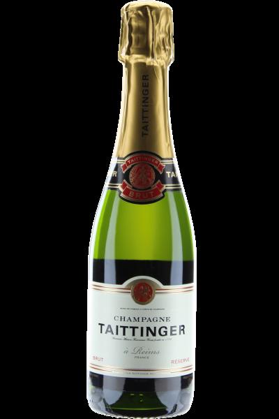 Taittinger Brut Reserve 0,375 l Champagner