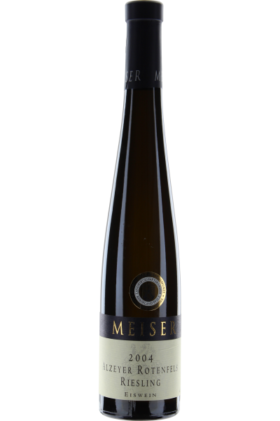 Riesling Eiswein 2004 Meiser Alzeyer Rotenfels 0,375 L