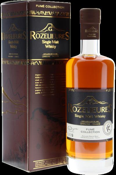 Rozelieures Single Malt Whisky Fume