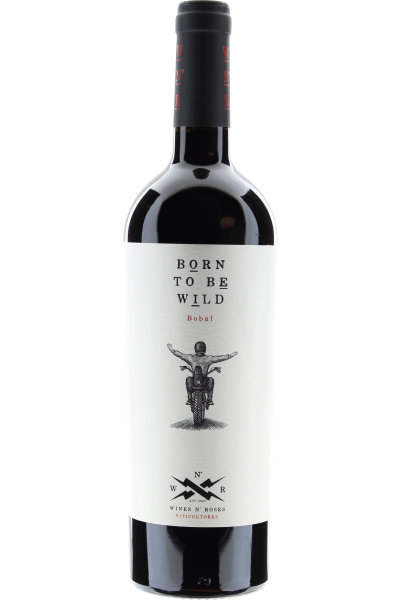 Born To Be Wild 2019 Bobal Wines N'Roses D.O. Valencia