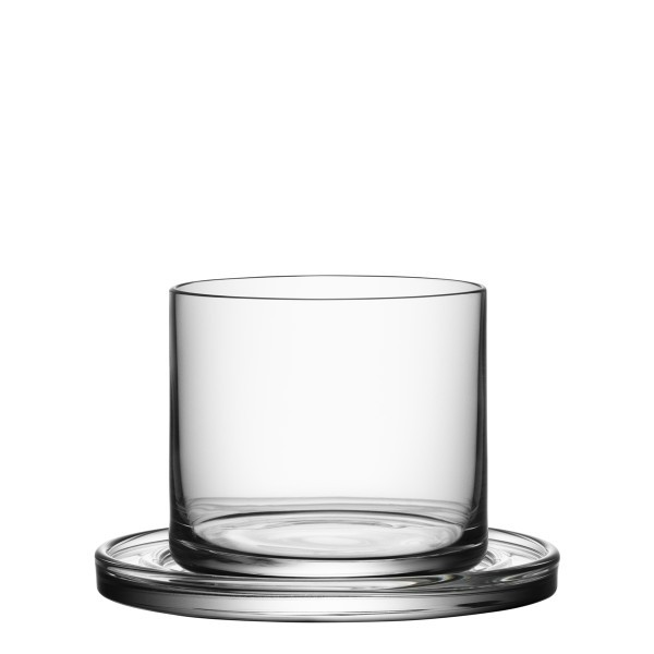 KL Glas Tumbler clear 2er 14cl Lagerfeld Orrefors 766590432