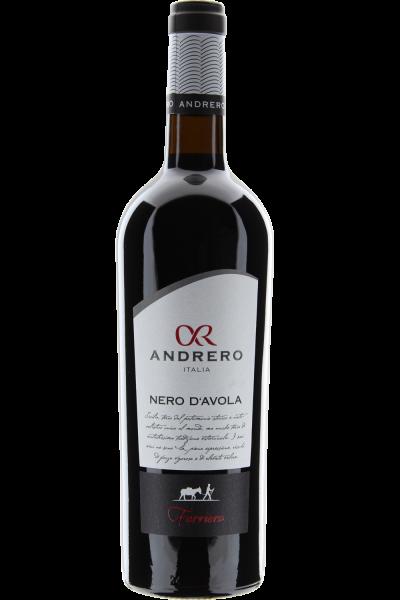 Nero d´Avola 2018 Andrero Forriero