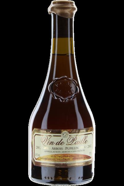 Vin de Paille 2002 Désiré Petit Arbois-Pupillin Jura
