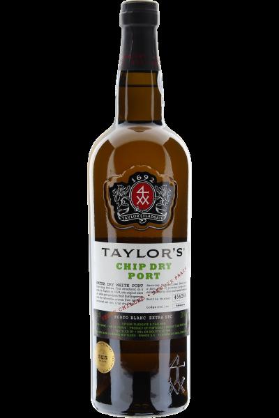 Chip dry Taylor´s Extry dry White Port Portwein Weiß