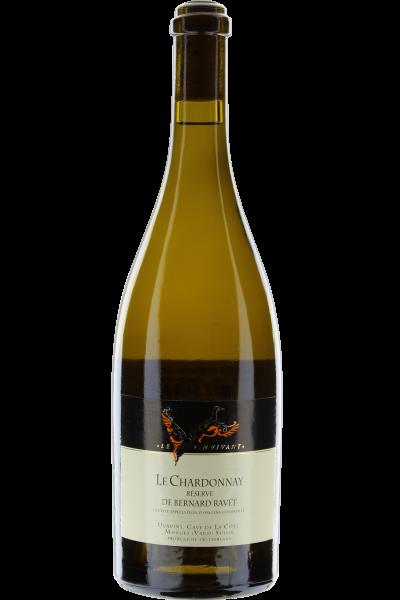 Chardonnay Reserve de Bernard Ravet 2015 La Côte, Schweiz - Barrique