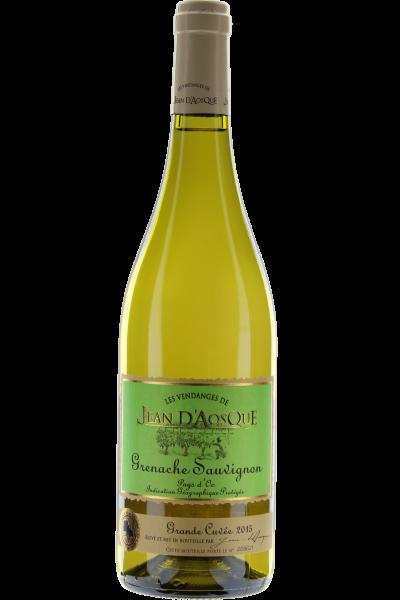 Grenache Sauvignon Jean d`Aosque 2015 Vin de Pays d´Oc