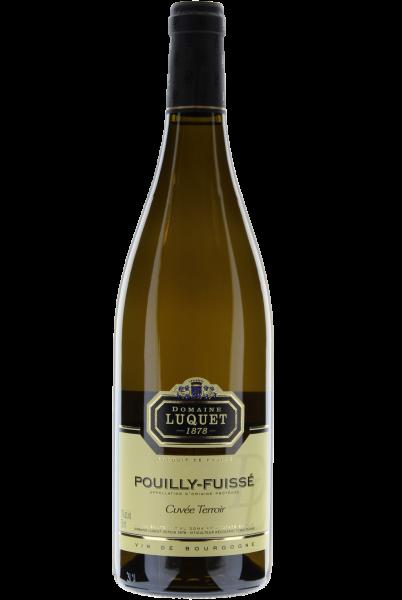 Pouilly-Fuissé Cuvée Terroir 2019 Domaine Luquet Chardonnay