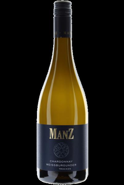 Chardonnay Weissburgunder 2019 Manz