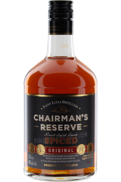 Chairman`s Reserve Rum Spiced St. Lucia