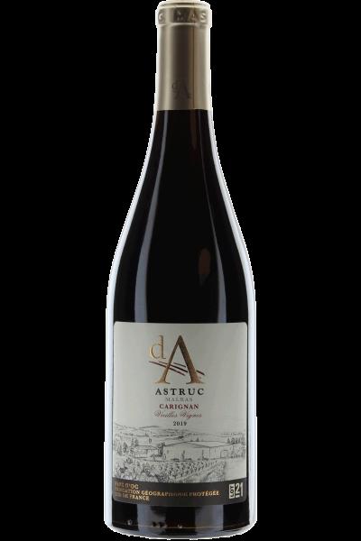 Carignan Vieilles Vignes 2019 Lot 21 Domaine Astruc Malras