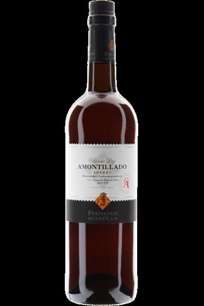 Sherry Amontillado Classic Premium Rey Fernando de Castilla